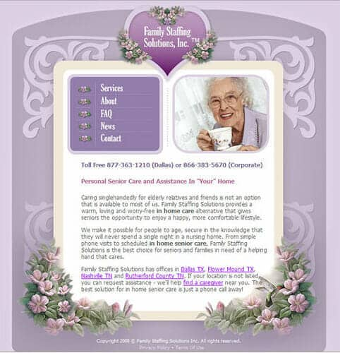senior care marketing