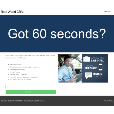 Real-World-CRM